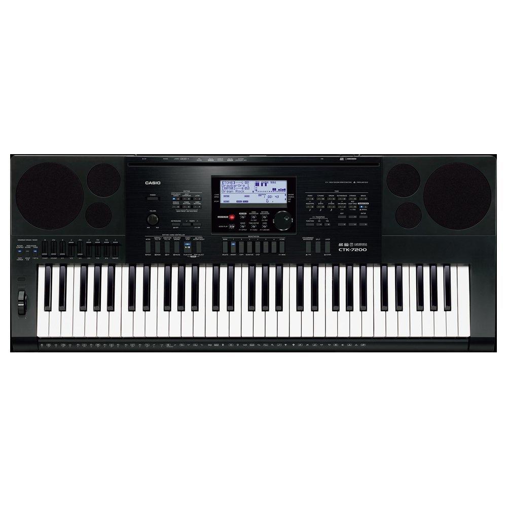 Casio Ctk 7200 Keyboard Review My Piano Info