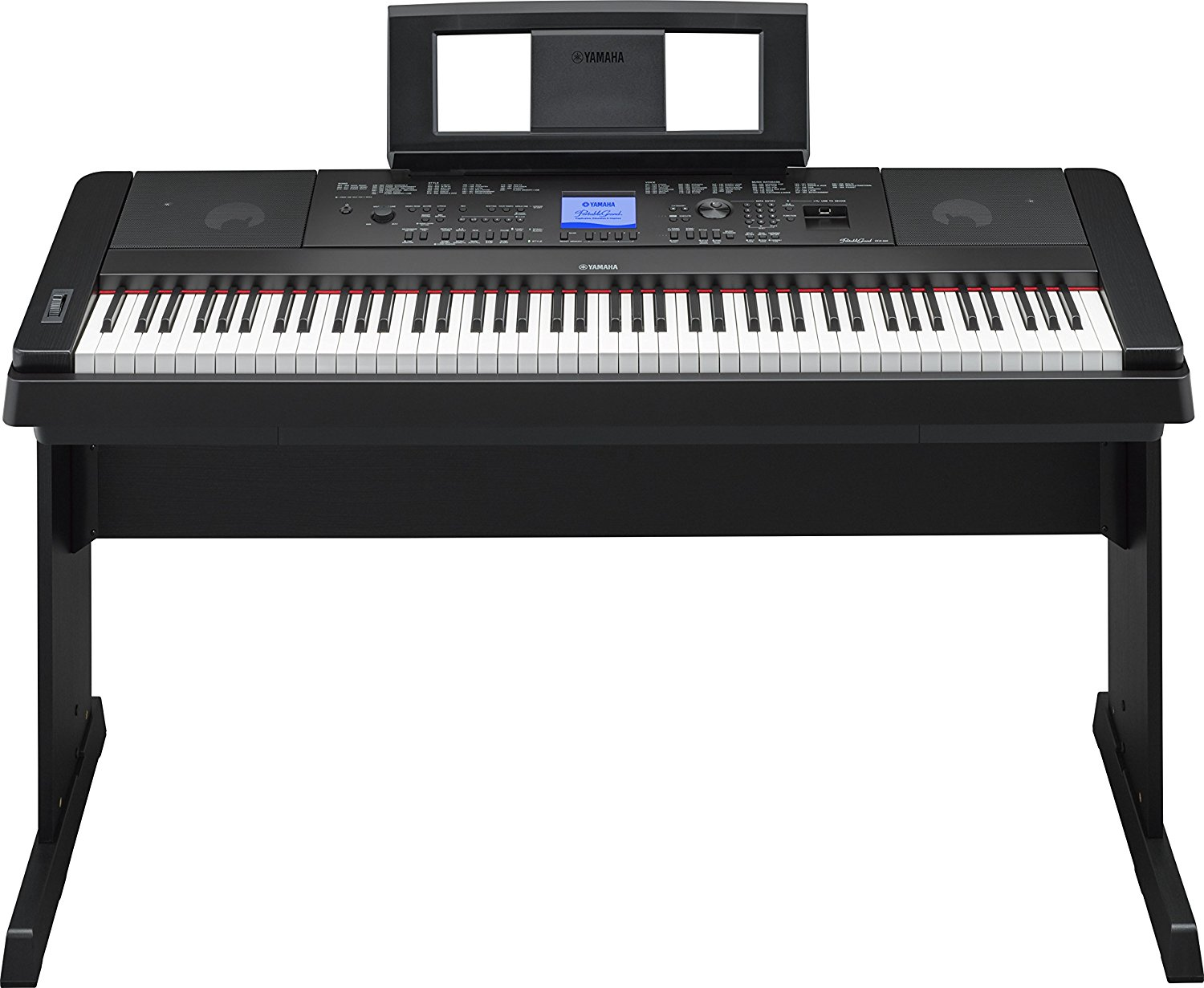 the yamaha dgx 660 88 key grand digital piano review and discount. Black Bedroom Furniture Sets. Home Design Ideas